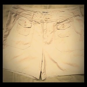 Beige, Cherokee Shorts!